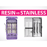 Benefits of Resin vs. Stainless Steel